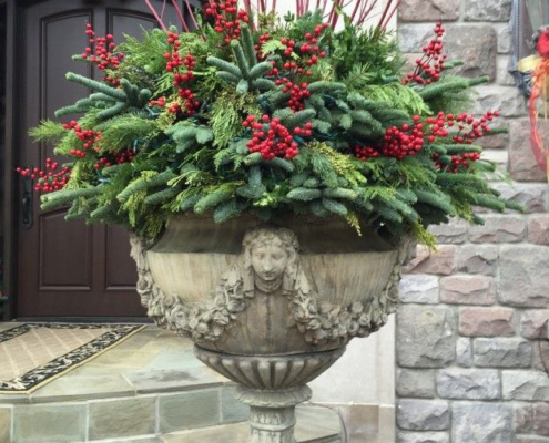 Seasonal Planter